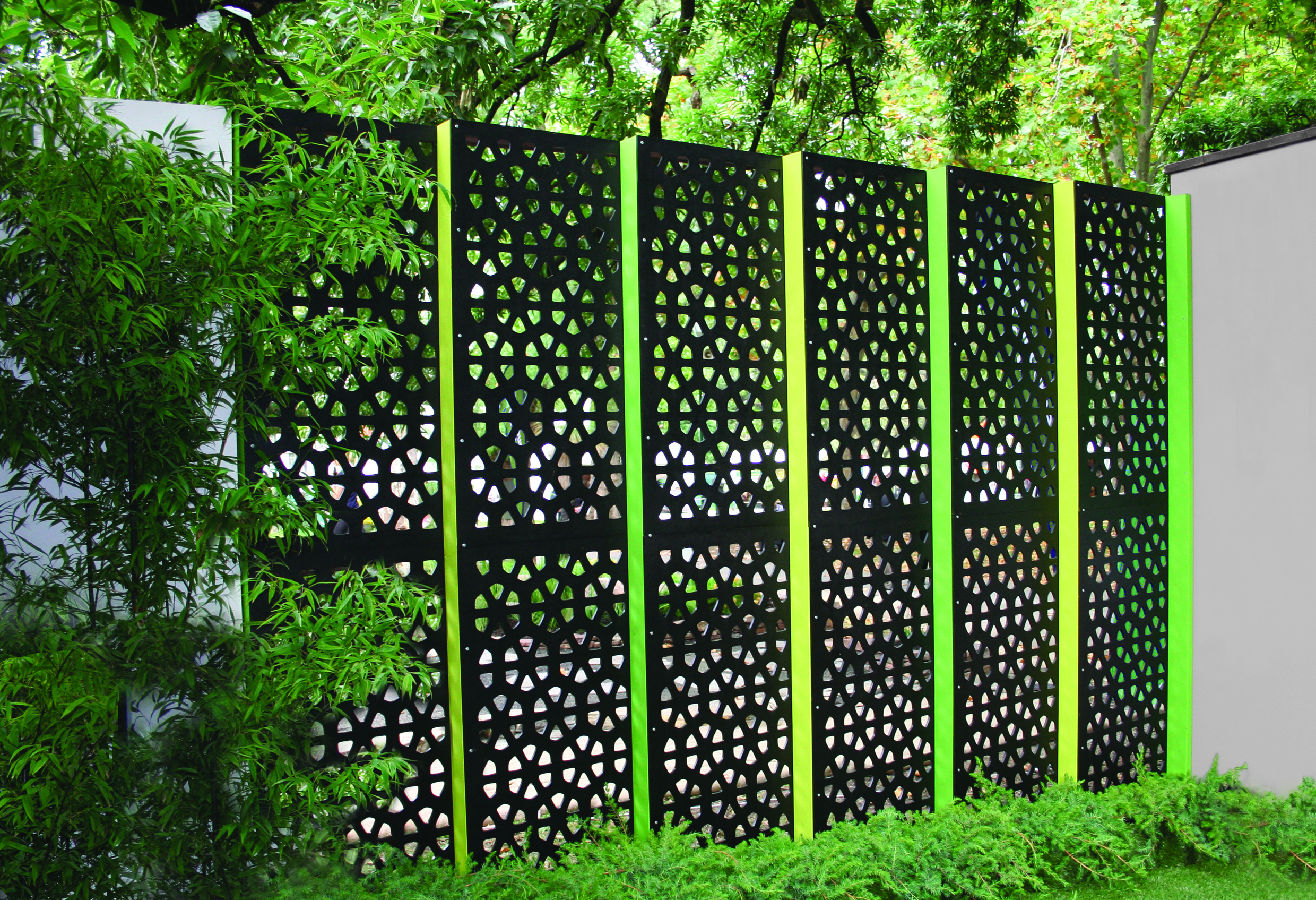 decorative garden fences. Screen Metal Screens By Dusil Design
