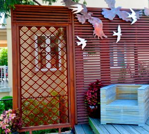 corten steel, Burlington, Ontario, Toronto, Privacy screen, custom, plasma, lasser, water jet