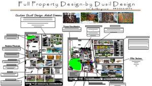 Enter here for Sample LANDSCAPE DESIGN