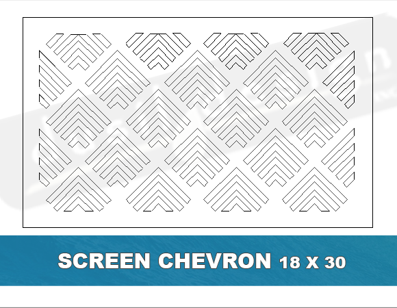 Screen Chevron