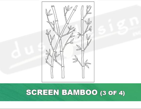 Screen Bamboo
