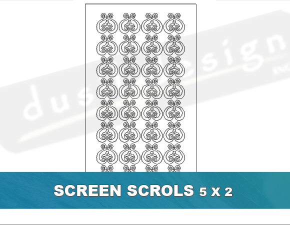 Screen Scrolls